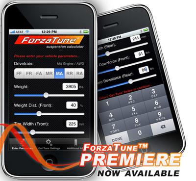 ForzaTune Premiere