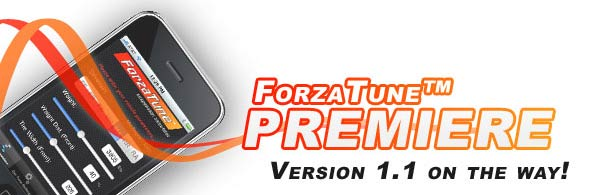 ForzaTune version 1.1 is on the way (metric and fm3 tunes)