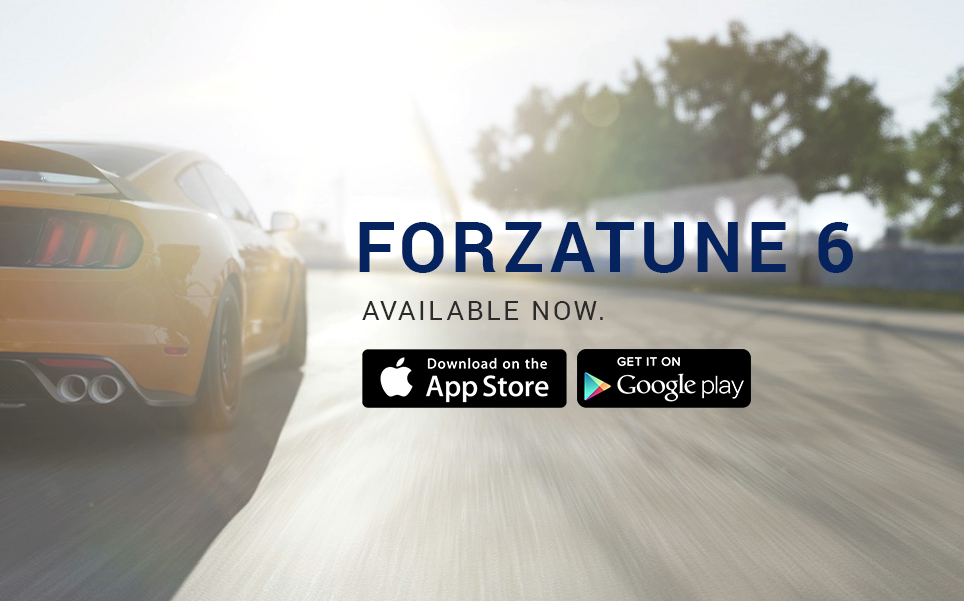 ForzaTune 6 Announcement
