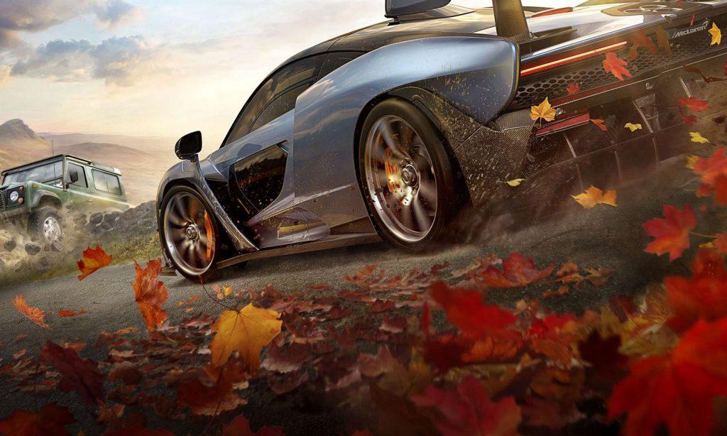 New Forza Horizon 4 Tuning Update (v3.3.6)