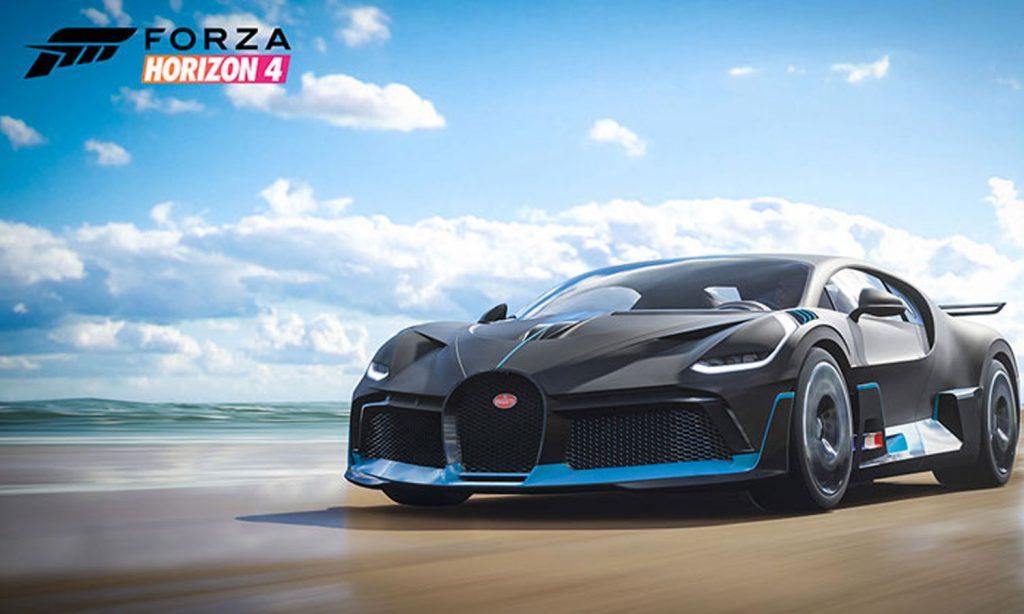 Recent Update for Forza Horizon 4 Vehicles