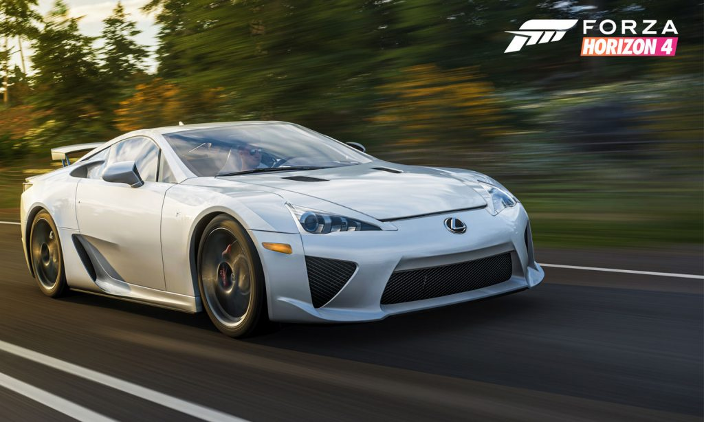 Lexus LFA, Vulcan AMR and more in Series 19 Update