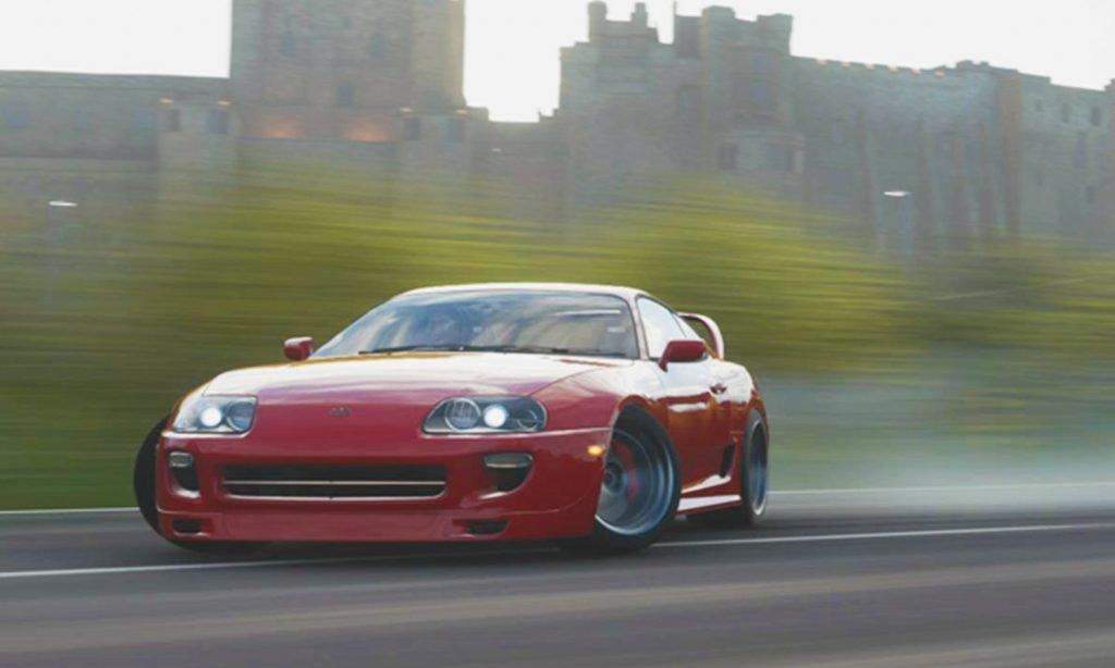 Forza Horizon 4 Supra Tuning – Street, Drift and Gears